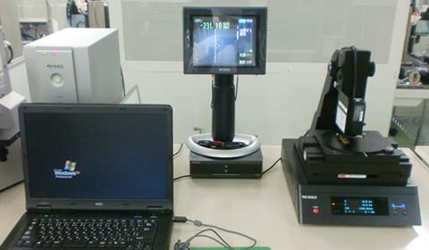 評価・解析 自動研磨装置