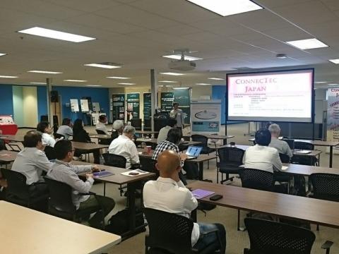NEXT FLEXにて1Day Seminarを主催致しました