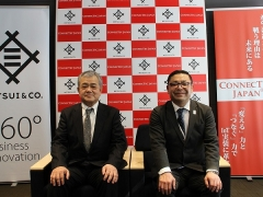 Capital Tie-up with MITSUI & CO., LTD.