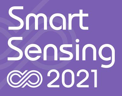 Smart Sensing 2021に出展いたします